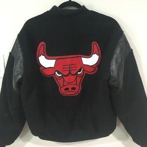 Vintage Chicago Bulls Chalk Line jacket